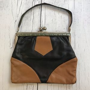 Vintage 60's/70's Leather coin purse